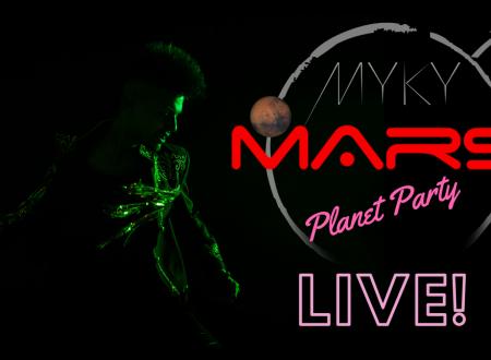 Luca Blindo e Luisa Iossa Ospiti del mio Mars Planet Party del 1 Febbraio 2020 – scopri dettagli