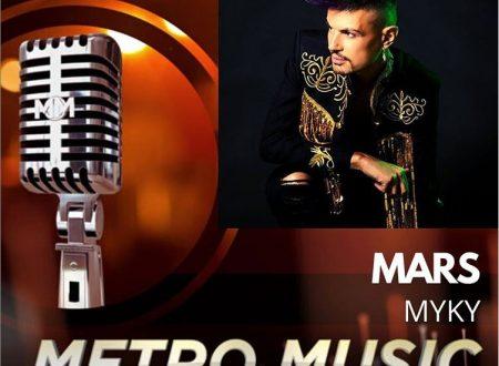 Mars sugli schermi delle Metropolitane di Milano, Roma, Brescia e Genova