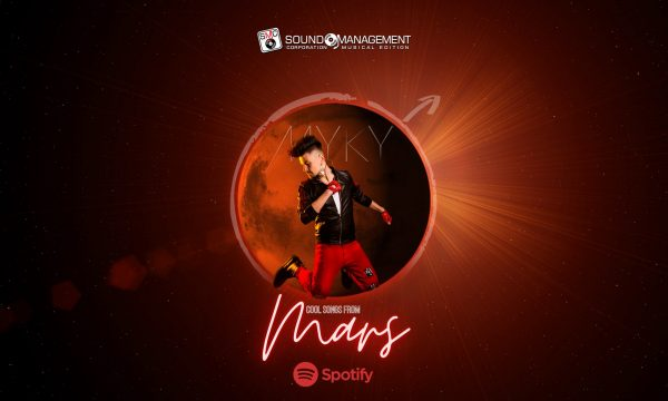 """""""Cool songs from Mars """" su Spotify dall' 11 Gennaio"""