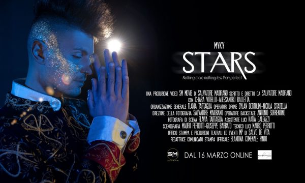 the wait is over!!! Domani ore 15.00 – #STARS – Official Musical Short Film